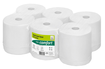 paper towel rolls tissue wepa comfort